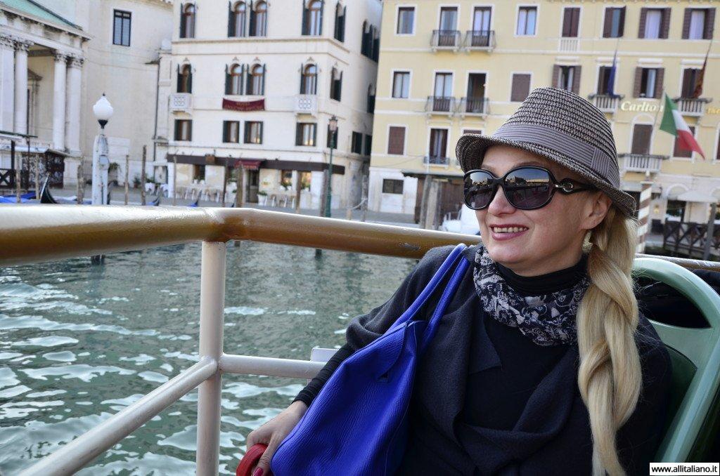 Венеция, вапоретто. Фото: Конобеев Константин.