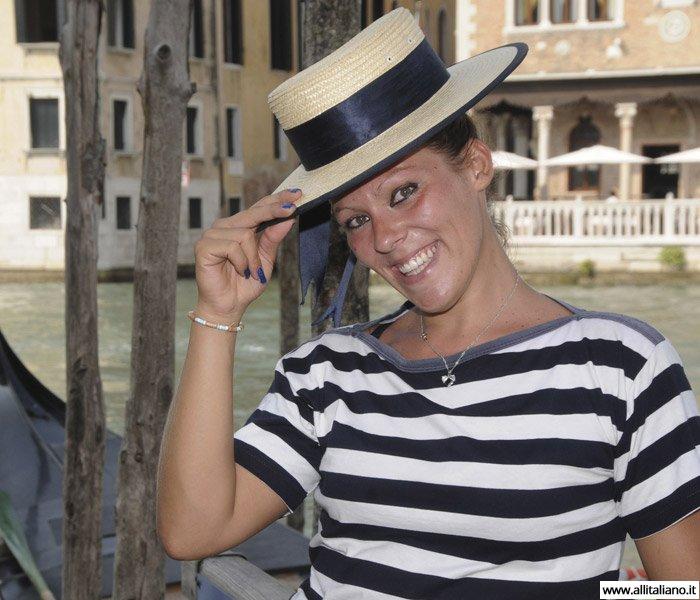 Джорджия Босколо: единственная женщина-гондольер