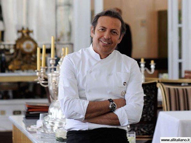 Шеф-повар Филиппо ла Мантия