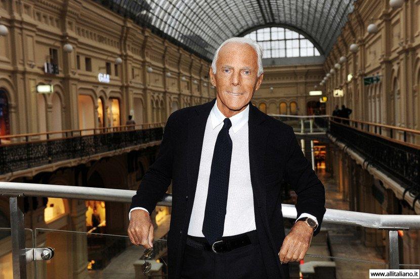 Джорджио Армани: по «ту» сторону подиума