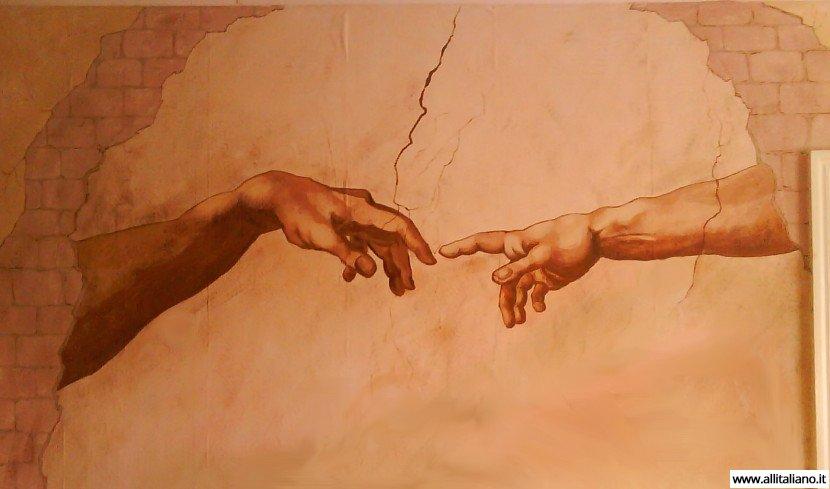 Микеланджело: скупость или бережливость?