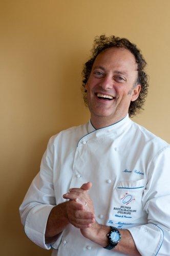 шеф-повар Морено Цедрони