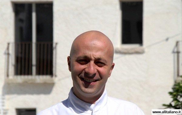 Нико Ромито, шеф-повар в ресторане Casadonna