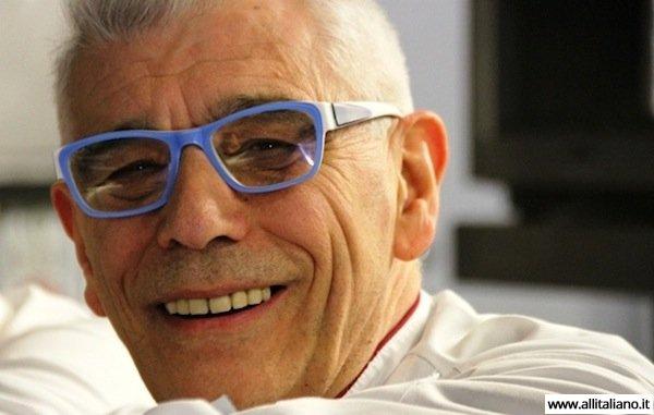 Паоло Теверини, шеф-повар в ресторане отеля dell'Hotel Tosco Romagnolo
