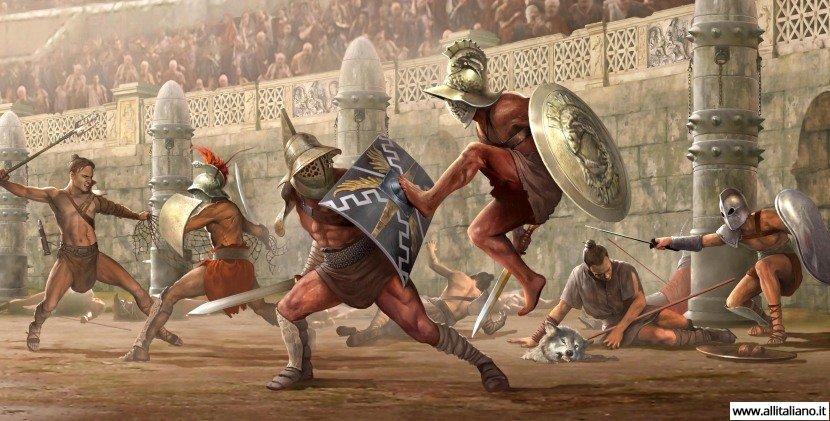 Римский Колизей: реальны ли мифы, часть 4