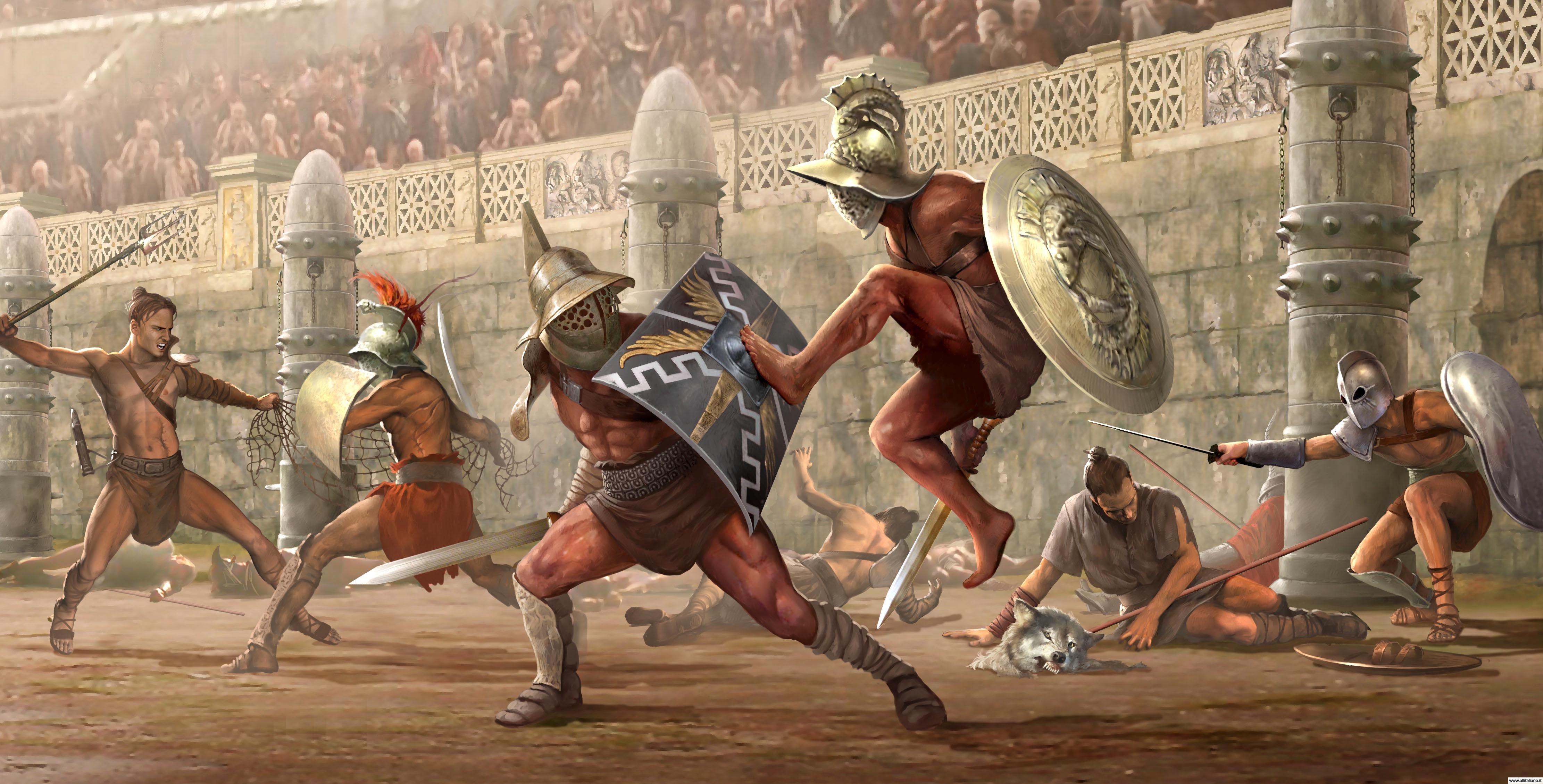 Развлечения в древнем риме смотреть 2 фотография