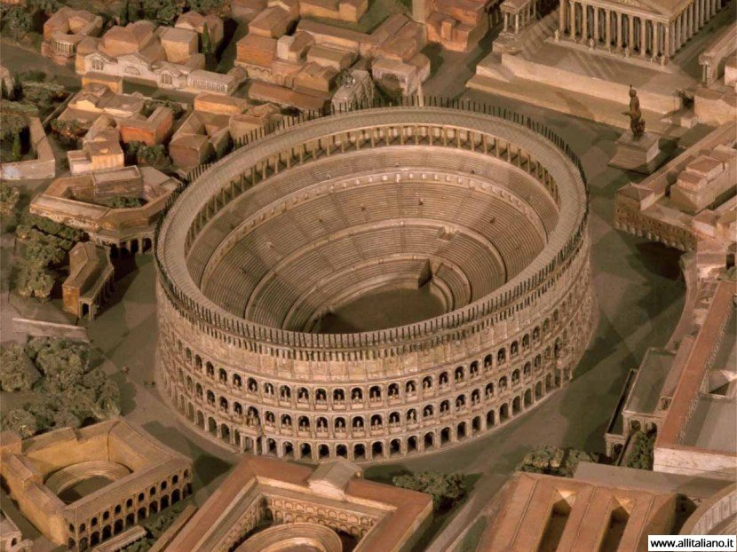 Римский Колизей: реальны ли мифы, часть 1