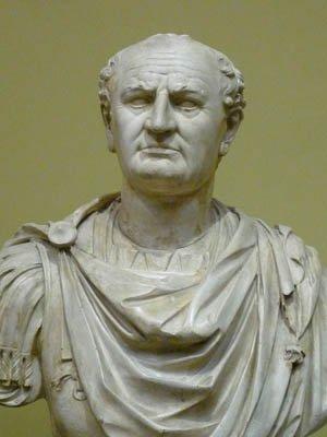 Император Веспасиан Флавий
