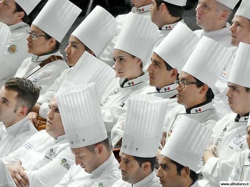 На ринге итальянская и французская кухни