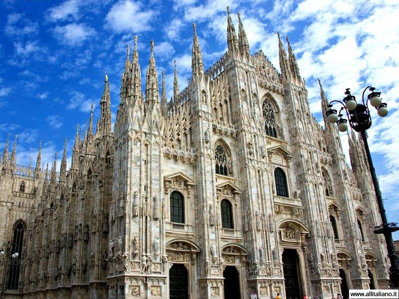 Собор «Дуомо» в Милане