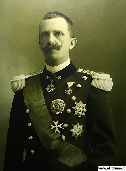 Король, Виктор Эмануил II
