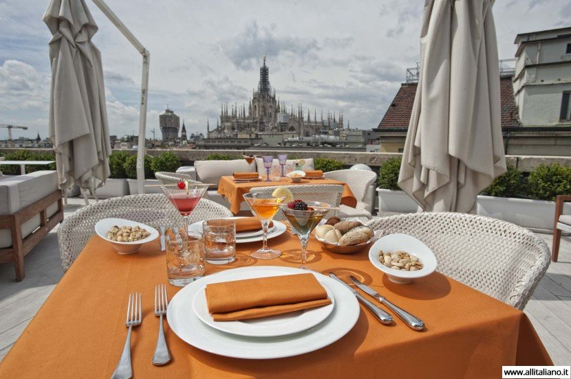 Где вкусно поесть в Милане на любой кошелек