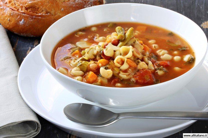 Суп «Минестроне», рецепт от итальянских домохозяек