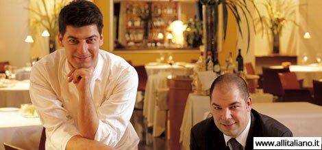 Шеф-повар и владелец ресторана La Calandre