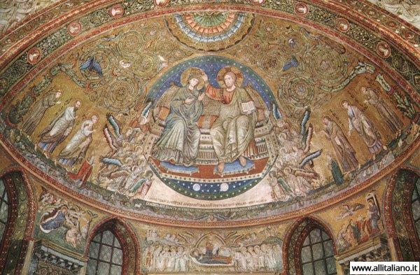 Купол Базилики Санта Мария Маджоре