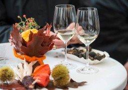 Праздник вина и каштанов в Южном Тироле