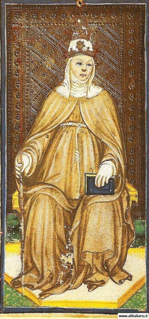 Женщина Папа Римская Иоанна