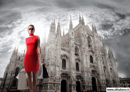 Шоппинг в Милане захватывающий, как и вся Италия