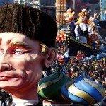 Carnival parade in Nice