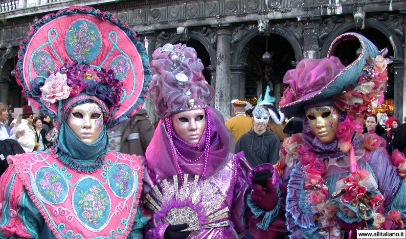 Программа карнавала в Венеции на 2015 год