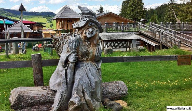 Легенды и саги Южного Тироля: шлернская ведьма