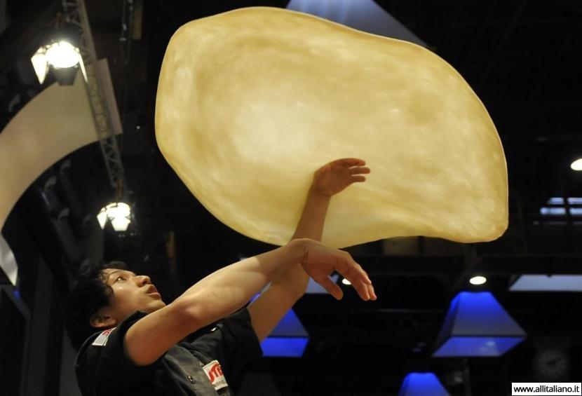 Чемпионат мира по пицце классической и акробатической