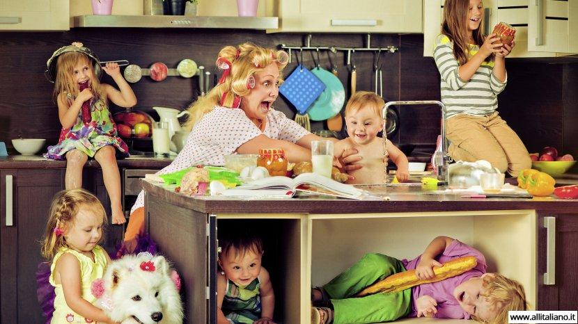 День матери в Италии