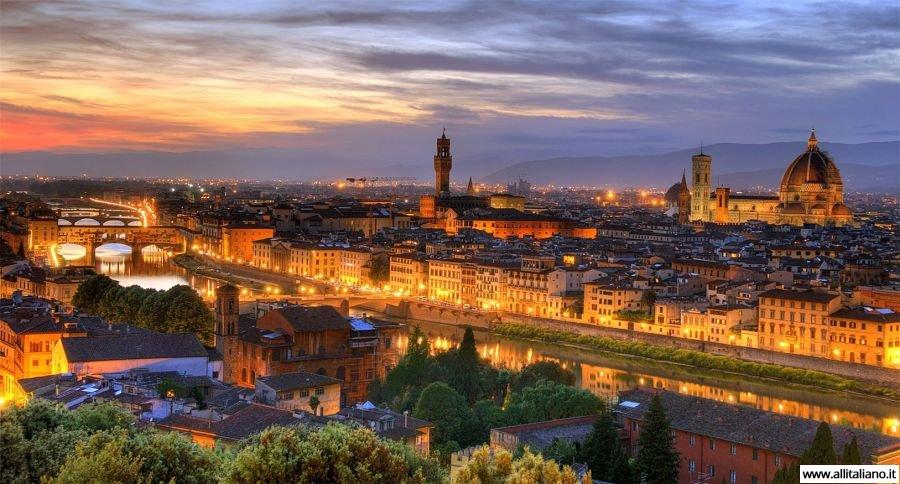 Флоренция для любителей архитектуры