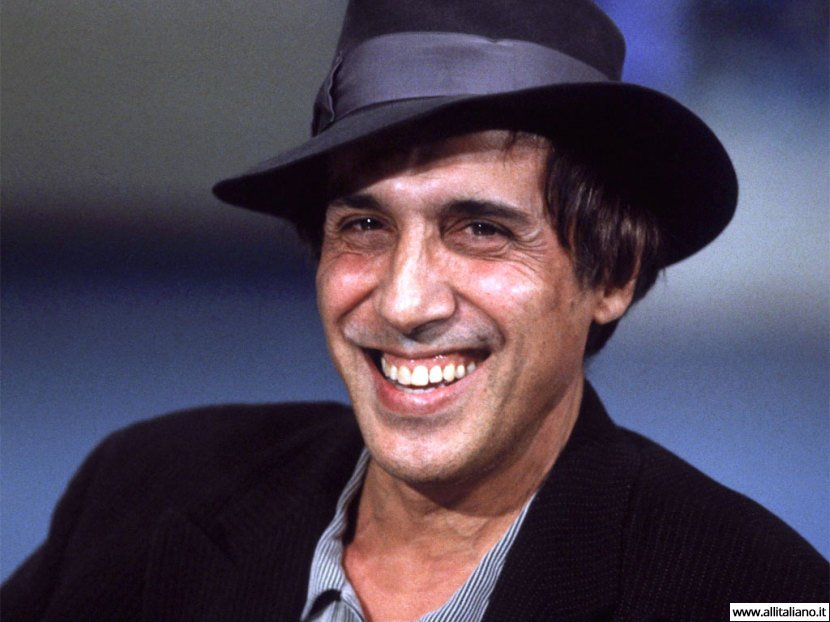 Адриано Челентано — часовщик, перед которым снимают шляпы