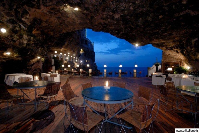 Самые необычные и неожиданные отели Италии
