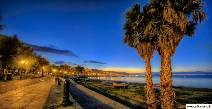 Салерно — жемчужина амальфитанского побережья