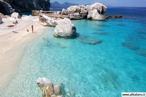 Пляжный отдых в италии в июне где лучше