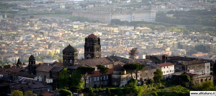 Казерта — средиземноморский город-музей