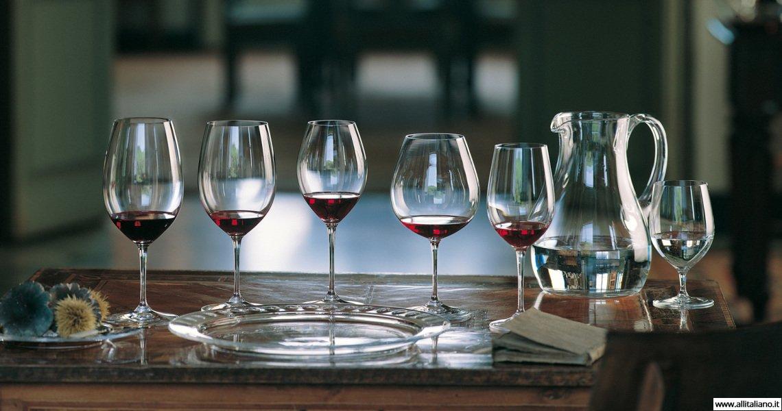 Как выбрать правильный бокал для вина